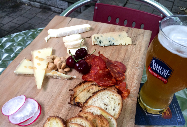 Eat all the Food Cheese and Charcuterie with Beer