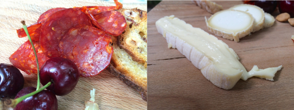 Cheese and Charcuterie Eat all the Food blog