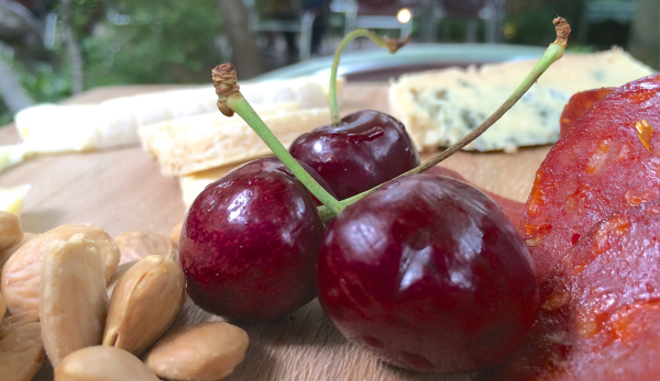 Eat all the food Cherries